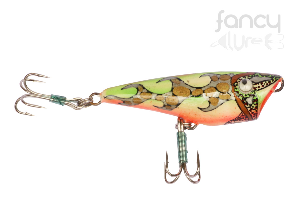 Popper & Pencil-V009,Popper Lure ,Fishing lures - wooden